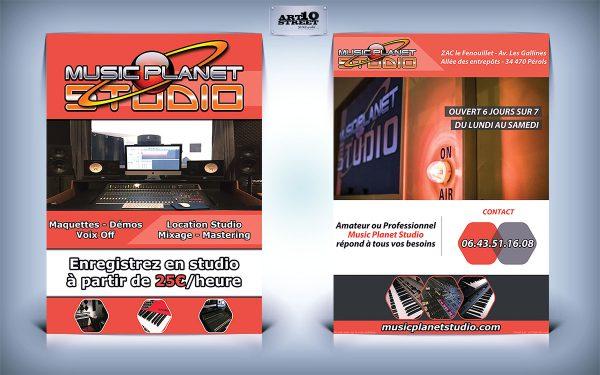 Studio Music Planet