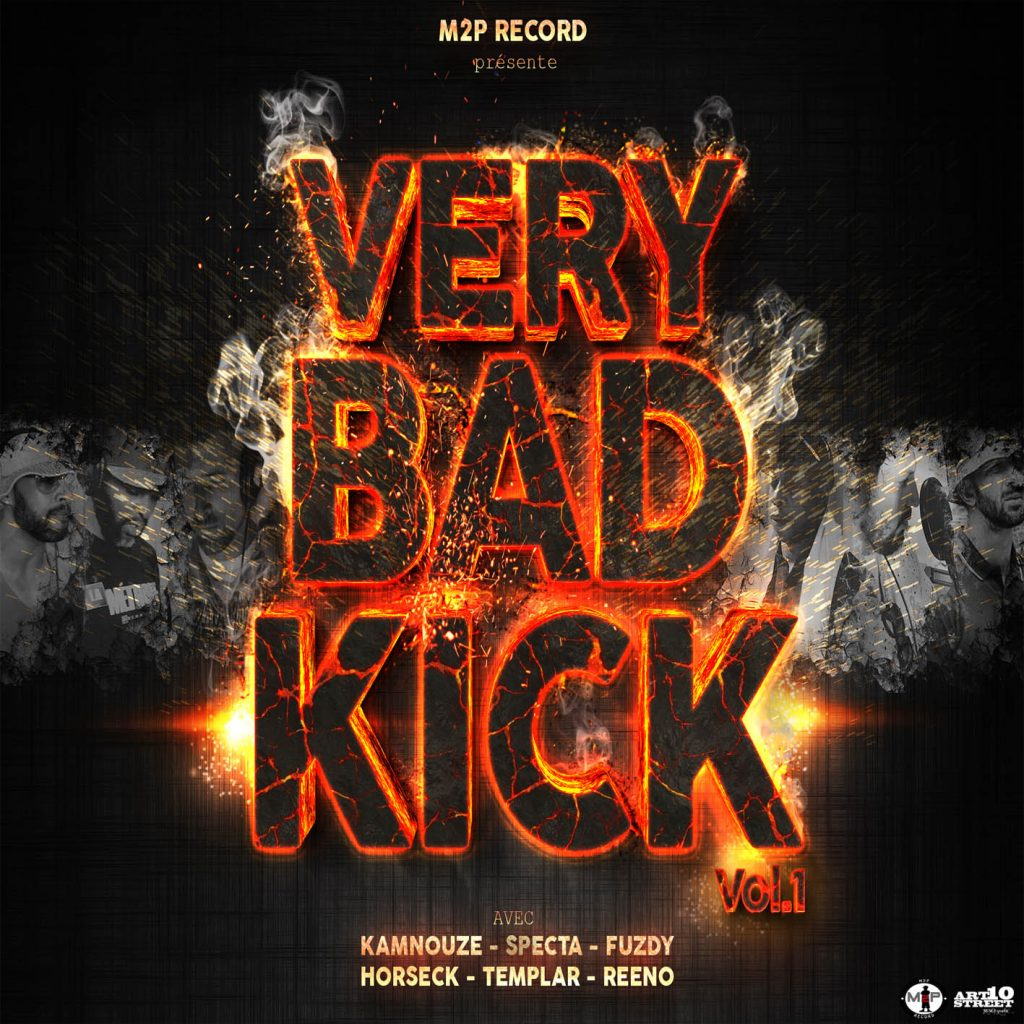 Cover_Very Bad Kick Vol1