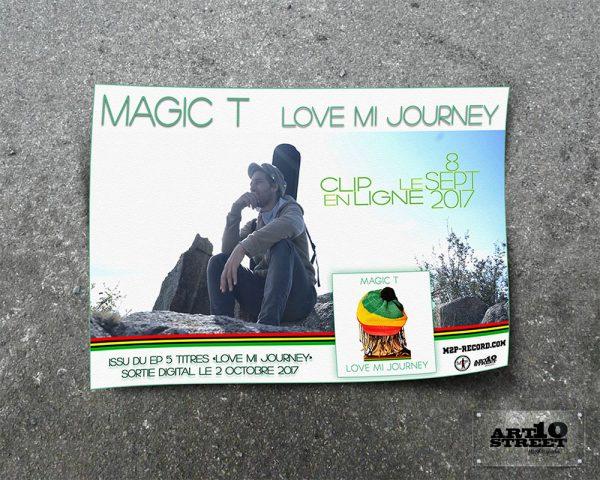 Magic T – Love Mi Journey