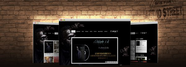 Mark-T – Site Officiel v2