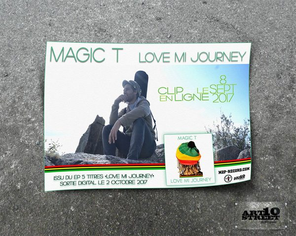Magic T – Love Mi Journey